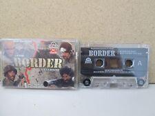 BORDER- 1997 Bollywood Film Soundtrack Cassette (Anu Malik, Javed Akhtar) UK