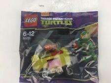 "LEGO 30271 Teenage Mutant Ninja Turtles ""MIKEY MINI SHELLRAISER"" NUOVO"