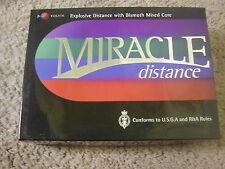 NEW ONE DOZEN VOLVIK MIRACLE DISTANCE 12 GOLF BALLS