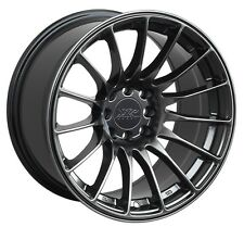 17X9.25 XXR 550 5x100/114.3 +19 Chromium Black Wheel (1)