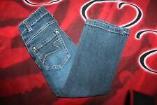 Jeans kinder Baby Hose LUPILU Gr. 86-92  TOP blau mit Stickerei