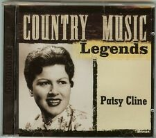 PATSY CLINE, 2 CD SET - COUNTRY MUSIC LEGENDS - NEW