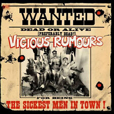 VICIOUS RUMOURS The Sickest Men In Town! LP . punk oi! business infa-riot 4 skin