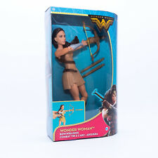 Wonder Woman Bambola 33 cm Justice League DC Comics Arco Figure Mattel Aquaman