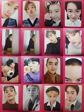 LOT of 16 EXO Official PHOTOCARD UNIVERSE 2017 Winter Album Photo Card FULL SET
