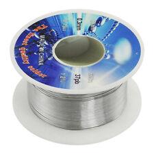 Solid Solder 0.3mm Flux Core 63% Tin 37% Lead Long Wire Reel LW