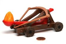 Playmobil Castle Rolling Catapult w/ Flame Fire 4278 4440 5803 5840 5984