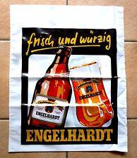 2 x 1950/60s Engelhardt Brauerei +1998 Berlin Paper & Plastic Shopping Bags