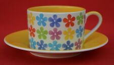 WHITTARDS;  TRADITIONAL  CUP AND SAUCER SET - FLOWER PATTERN -  GREAT CONDITION!