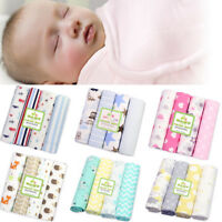 4Pcs Baby Bed Sheet Bedding Set Crib Nursery Sheets Cotton for Baby Care Blanket