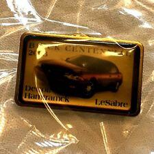 "VTG 2003 Advertising Buick Centennial LeSabre Keychain NIP ""Detroit Hamtramck"""