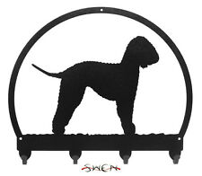 Bedlington Terrier Metal Key - Leash Hanger *NEW*