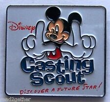 Disney Casting Scout Discover a Future Star Mickey Mouse Disney Pin