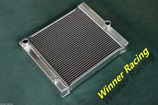 ALUMINUM RADIATOR LOTUS SUPER SEVEN 7 W/WESTFIELD CHASSIS&SAAB 2.0 TURBO ENGINE
