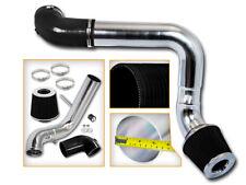 BCP BLACK 05-10 Challenger/300C Hemi 5.7/6.1 V8 Cold Air Intake Racing System