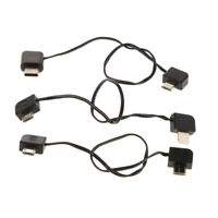 3 Pieces - G3 G4 G5 Power Supply Cable Charging Cord for Gopro Hero 3/4/5
