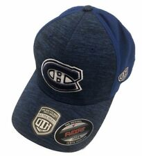 Men's Montreal Canadiens Old Time Hockey NHL Ice Chip Team Colours Cap Hat OSFM