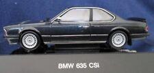 New Autoart 1/43 BMW 635csi Diamantblack Metallic 50508