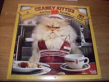 (3) 2015 Collectible Calendars Cranky Kitties - I Love Puppies - Inspiration NEW