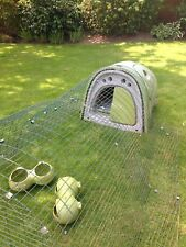 Omlet eglu Classic Green Chicken Coop With Run