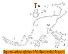 GM OEM Power Steering Pump-Reservoir Tank Cap 26095244