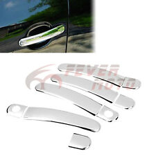 Stainless Steel Side Door Handle Cover For 2003 2004 2005 2006 2007 VW Polo FM