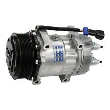 Ford International AC Compressor 4816 with Clutch Sanden Type  OE# 3547917C1