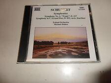 Cd   Schubert*,  Failoni Orchestra*,  Michael Halász  – Symphonies
