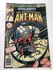 Marvel Premiere 47 The Astonishing Ant-Man (1st Scott Lang/Antman) KEY HOT