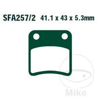 EBC Scooter Parking Brake Pads SFA257/2 Piaggio MP3 500 LT ie Business 2011-2014
