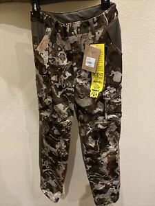 Magellan Youth Mesa Soft Shell Pants Veil Flagship Camo Sz Lg