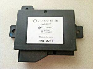 1997-2000 MERCEDES-BENZ C230 C280 W202 ~ FRONT DOOR CONTROL MODULE