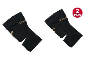 TOMMIE Copper Performance Core Ankle Sleeve 2 Pcs NWOT