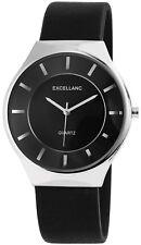 Dünne Excellanc Unisexuhr Uhr Herren Damen Armbanduhr Unisex Klassisch dünn edel