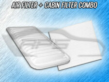 AIR FILTER CABIN FILTER COMBO FOR 2003 2004 2005 2006 2007 2008 TOYOTA COROLLA