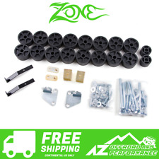 "Zone Offroad 1.5"" Body Lift Kit for 99-02 Chevy GMC Silverado Sierra 1500 C9154"