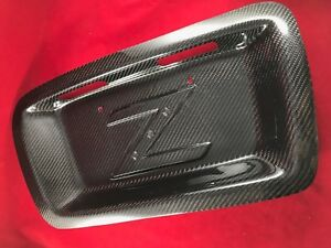 APR Performance Carbon Fiber License Plate Frame Backing Z33 350z 2003-2009