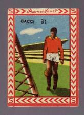 B.E.A. BEA ALBO PREMIO GOOL SPORT 1949 1950 49 50 FIGURINA N. 31 BACCI