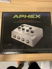Aphex HeadPod 4 High Performance Headphone Amplifier