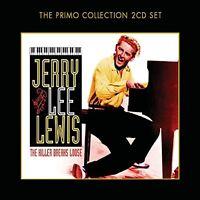 JERRY LEE LEWIS - THE KILLER BREAKS LOOSE 2 CD NEU
