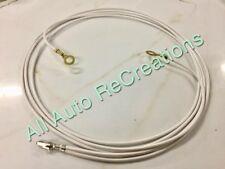 Holden HK HT HG Door Switch Wiring Loom Interior Light Wire Monaro Kingswood
