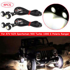 LED Back-up Reverse Light For ATV RZR Sportsman 900 Turbo 1000 S Polaris Ranger
