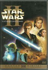 STAR WARS : L' ATTAQUE DES CLONES avec NATALIE PORTMAN ( EDITION 2 DVD )