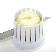 Kitchen Blossom Maker Onion Slicer Cutter Blossom Fruit Vegetable Tool White