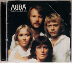 ABBA The Definitive Collection CD - Free Post