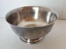 "Vintage Gorham Silver Bowl EP YC795 4.5"""