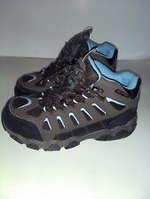 Skechers Work Blais-EBZ Women's 6 Memory Foam Steel Toe Waterproof Hiking Boots