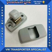 VW Transporter Sun Visor Clip & Cover T4 T5 T5.1 T6 Genuine VW Part NEW