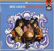 "THE BEE GEES ""SOUND OF LOVE"" 70'S LP TRIUMPH 2496 008"