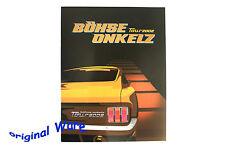 1 original Cuaderno de viaje 2002 Böhse Onkelz Böse Tío Tour 2002